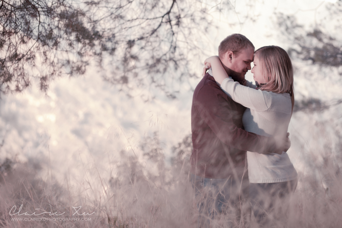 Santa Anita Loop Engagement Session